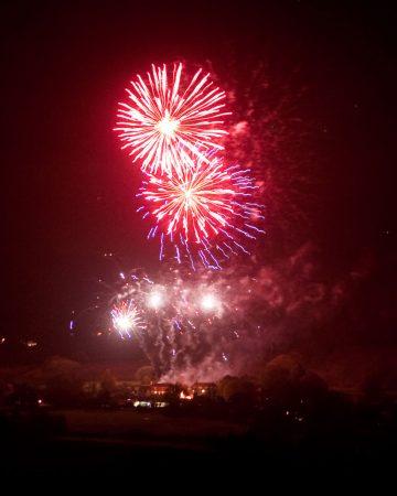 Heyshott Bonfire - Annual Torchlight Procession, Heyshott Bonfire and Firework display in Heyshott, Midhurst West Sussex